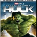 El Increíble Hulk 4K – 2D