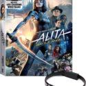 Alita: Battle Angel 4K-3D-2D