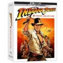 Indiana Jones Colección 4K