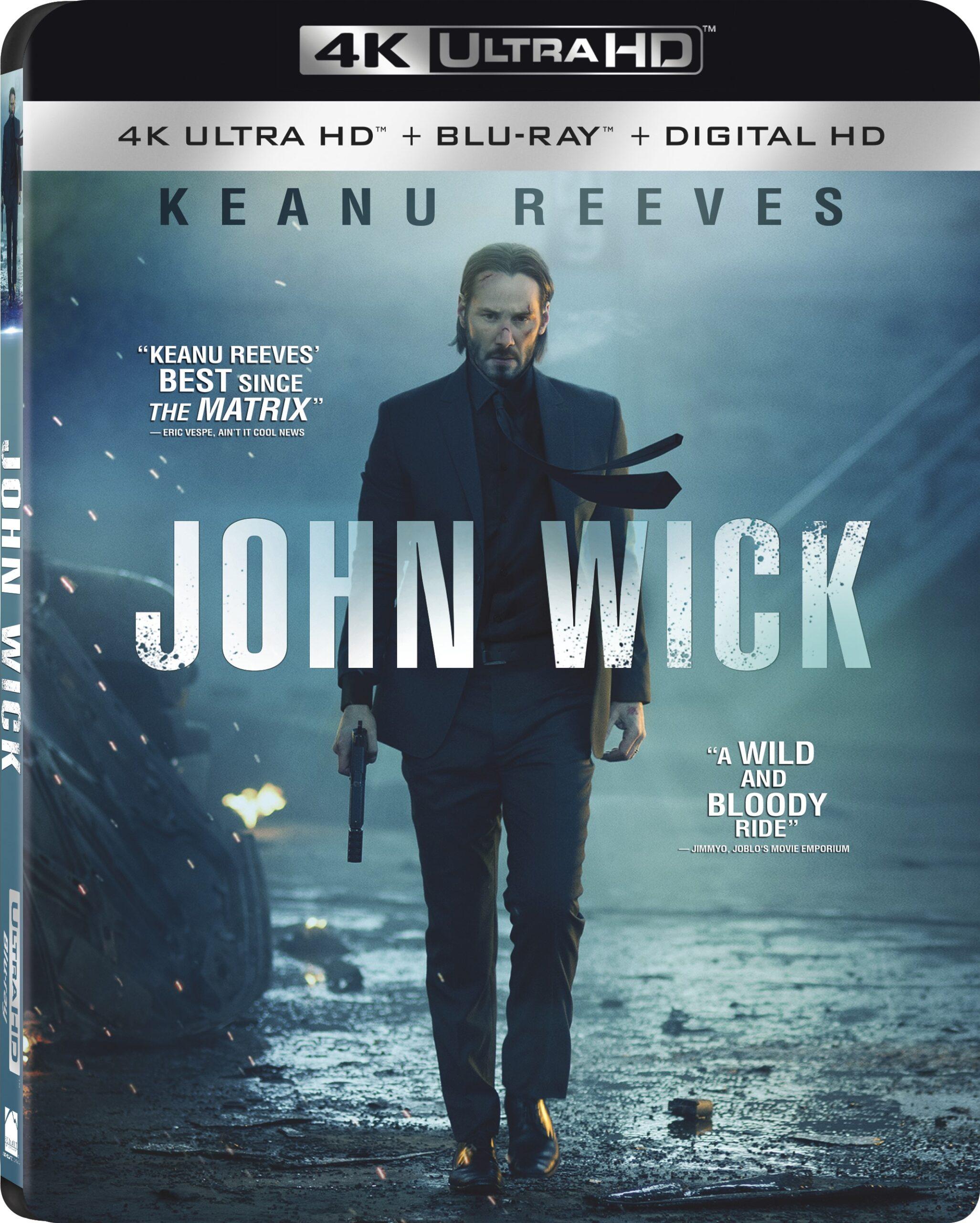 John Wick 4K-2D