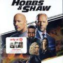 Rápidos y Furiosos: Hobbs & Shaw (Usado)