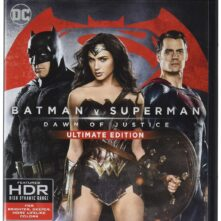 Batman V Superman (Ultimate Edition) 4K-2D – USADO