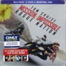 Misión Imposible 5: Rogue Nation (SteelBook)
