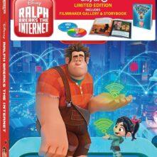Ralph: El Demoledor 2 En 4K-2D (DigiPack)