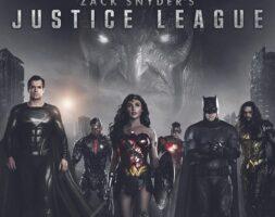 La Liga de la Justicia de Zack Snyder 4K-2D