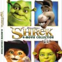 Shrek: 4 Movie Collection