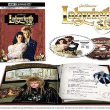 Laberinto (DigiBook) 4K-2D