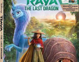 Raya y el Último Dragón 4K-2D.